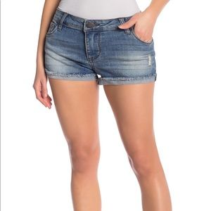NWT... STS Blue Molly Boyfriend Denim Short
